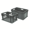 Akro-Mils® Straight Walled Containers
