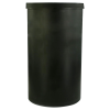 "75 Gallon Black Heavy Weight Tank - 24"" Dia. x 42"" High (Cover Sold Separately)"