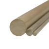 "1/4"" Grade G-9 Phenolic/Epoxy Rod"