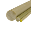 "1/4"" Grade G-11 Phenolic/Epoxy Rod"