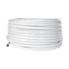 "1/2"" ID x .750 OD White Water Hose"