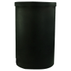 "130 Gallon Black Heavy Weight Tank - 30"" Dia. X 46"" High (Cover Sold Separately)"