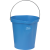 Vikan® Polypropylene Blue 3 Gallon Pail