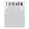 """6"""" x 6"""" x 2 mil Clear Tamper Evident Adhensive Bags"""