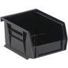 """Black Quantum® Ultra Series Recycled Stack & Hang Bin - 5"""" L x 4-1/8"""" W x 3"""" Hgt."""