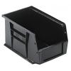 """Black Quantum® Ultra Series Recycled Stack & Hang Bin - 9-1/4"""" L x 6"""" W x 5"""" Hgt."""