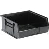 """Black Quantum® Ultra Series Recycled Stack & Hang Bin - 10-7/8"""" L x 11"""" W x 5"""" Hgt."""