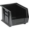"""Black Quantum® Ultra Series Recycled Stack & Hang Bin - 10-3/4"""" L x 8-1/4"""" W x 7"""" Hgt."""