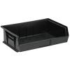 "Black Quantum® Ultra Series Recycled Stack & Hang Bin - 10-7/8"" x 16-1/2"" W x 5"" Hgt."
