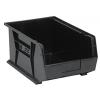"""Black Quantum® Ultra Series Recycled Stack & Hang Bin - 16"""" L x 11"""" W x 8"""" Hgt."""