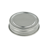 38/400 Metal Tin Cap with 0.040 PE Liner