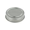 """1-3/4"""" Metal Tin Cap with .040 PE Liner"""