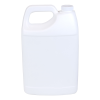 1 Gallon White F-Style Jug with 38/400 Cap