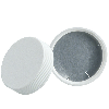 110/400 Polypropylene White Cap with Heat Induction Liner