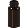 150cc Dark Amber PET Packer Bottle with 38/400 Neck (Cap Sold Separately)