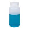 8 oz./250mL Nalgene™ Wide Mouth Economy Bottle w/43mm Cap