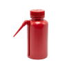 250mL Nalgene™ Unitary™ Red Wash Bottle