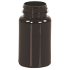 120cc Dark Amber PET Packer Bottle with 38/400 Neck (Cap Sold Separately)