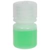 1/4 oz./8mL Nalgene™ Lab Quality Narrow Mouth HDPE Bottle with 20mm Cap