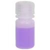 1/2 oz./15mL Nalgene™ Lab Quality Narrow Mouth HDPE Bottle with 20mm Cap