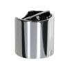 24/410 Silver & Black Disc Dispensing Cap