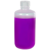 8 oz./250mL Nalgene™ Narrow Mouth Polypropylene Bottle with 24mm Cap