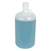 1 Gallon/4 Liter Nalgene™ Large Lab Quality Narrow Mouth LDPE Bottle