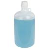 2 Gallon/8 Liter Nalgene™ Large Lab Quality Narrow Mouth LDPE Bottle