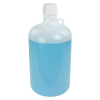2 Gallon/8 Liter Nalgene™ Large Narrow Mouth Polypropylene Bottle