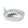 57mm Disposable Aluminum Weighing Dishes
