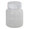 2 oz. Polypropylene Bottle with Clear Tamper Evident Band