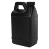 64 oz. Black F-Style Jug with 38/400 CRC Cap