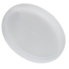 Natural LLDPE Recessed Lid