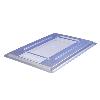 "Blue StorPlus™ Color-Coded Food Storage Lid 12"" x 18"" (Lids sold separately)"