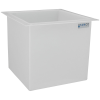 "59 Gallon Polypropylene High Temperature Tamco® Tank - 24"" L x 24"" W x 24"" Hgt."