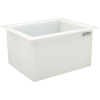 "56 Gallon Polypropylene High Temperature Tamco® Tank - 30"" L x 24"" W x 18"" Hgt."