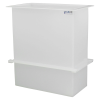 "37 Gallon Polypropylene High Temperature Tamco® Tank - 24"" L x 12"" W x 30"" Hgt."