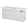 "33 Gallon Polypropylene High Temperature Tamco® Tank - 36"" L x 12"" W x 18"" Hgt."