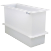 "44 Gallon Polypropylene High Temperature Tamco® Tank - 36"" L x 12"" W x 24"" Hgt."