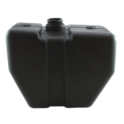 "4 Gallon CARB/EPA Black Tank with 2.25"" Neck"