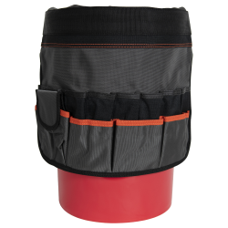 35-Pocket Bucket Organizer