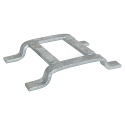 Double Flat Turn-A-Link Connector for Ground Protection Mat