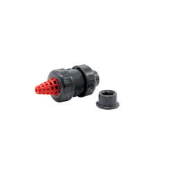 "1/2"" Combo Check Valve with FKM O-Ring"