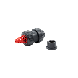 "3/4"" Combo Check Valve with FKM O-Ring"