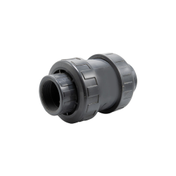 "2-1/2"" Threaded Check Valve with FKM O-Ring"