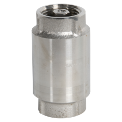 "1/2"" FNPT 304 Stainless Steel Check Valve"