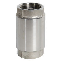 "3/4"" FNPT 304 Stainless Steel Check Valve"