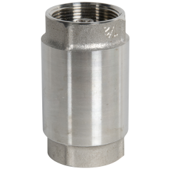"1"" FNPT 304 Stainless Steel Check Valve"