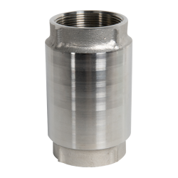 "1-1/2"" FNPT 304 Stainless Steel Check Valve"