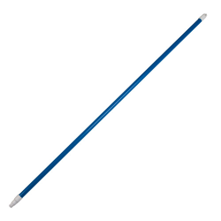 "60"" Blue Sparta® Fiberglass Handle with Self-Locking Flex-Tip"
